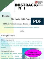 AdmI Clase 6 2012-I