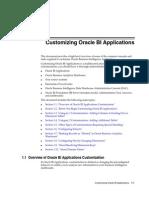 Customizing Oracle BI Applications