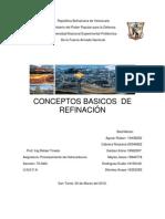 Procesamiento de Hidrocarburo