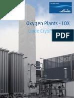 Oxygen Plants - LOX