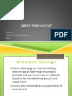 Green Technology 2 Final