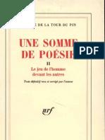 Noel Des Eaux La Tour Du Pin
