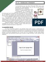 Práctico 17 - Introducción a Powerpoint