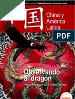 China y America Latin A