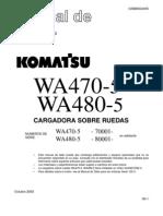 SM++++WA470-5+70001-UP+GSBM024405+++(+Esp+)
