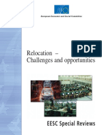 Relocation – challenges and opportunities(Eng)/ Deslocalización