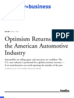 SbWeb 00115 Optimism Returns to the American Automotive Industry