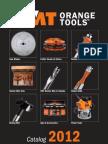 CMT English Catalogue 2012