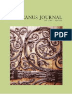 Africanus Journal Volume 4 No. 1