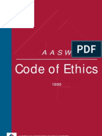 AASW Code of Ethics-2004