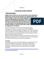 Artikels Ark Voor Maarten