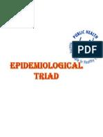 Epidemiological Traid