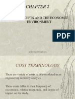 Engeco Chap 02 - Cost Concepts and Design Economics