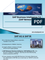 Sap Overview