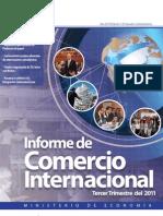 Informe de Comercio III Trimestre 2011 (1)