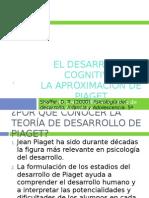 1 El Desarrollo Cognitivo. La Aproximacion de Piaget