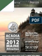 COA Spring Catalog Vol2 2012
