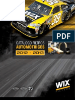 Catalogo Wix Automotriz 2012