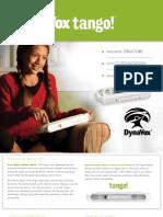 Tango Brochure Web