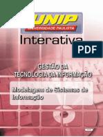 Modelagem de Sistemas de Informação Completo
