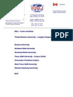 Esli-requisitos y Universidades
