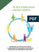 Guia de Accesibilidad Al Medio Fisico