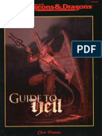 AD&D Guide to Hell (Tsr 11431)