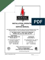 Newmac NL2 Manual