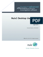 NUIX User Guide