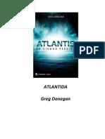 Atlantis, La Ciudad Perdida- Greg Donegan