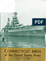Connecticut Men of the United States Army Demobilization, Fort Devens, Massachusetts January 1 to 3, 1946