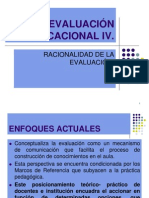 Evaluacion Educacional IV
