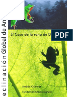 Anfibios Ranita de Darwin