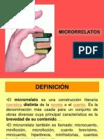 Presentación MICRORRELATOS_Sonia