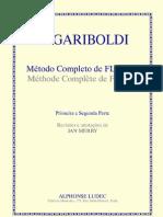 FLAUTA - MÉTODO - GARIBOLD - Completo
