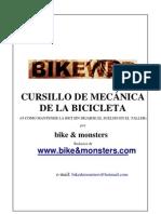 Curso Mecanica de Bicicleta