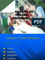 Aval Inicial Trauma Abdominal 2008