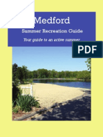 Medford Summer Recreation Program Guide