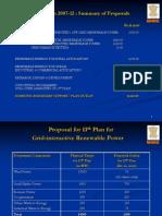 11th Plan Summary