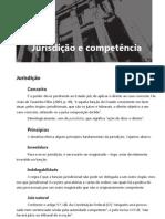 processo penal - jurisdição e competência