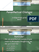Parenthetical Citations563
