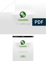 instaDM v1.1 Walkthrough