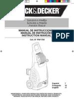 b&d Pw1700 Manual