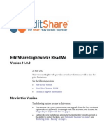 Lightworks v11!0!0 ReadMe