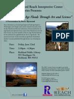 "HRIC Presents Bruce Bjornstad ""Exploring the Ice Age Floods Through Art and Science"""