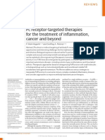 5 FC Receptor-targeted Therapies for the Treatment of Inflammation, Cancer and Beyond - Grupo 5 - 10 Alunos