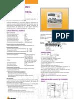 Contor Electronic Monofazat de Energie Electrica CSM 0201