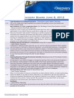 ILAB #2 Agenda
