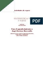 Matematicas 5o Vacaciones 2011 1