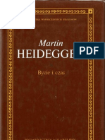 Bycie i Czas - Martin Heidegger